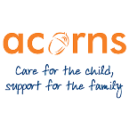 Logo for Acorns Children's Hospice