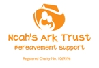 Logo for Noahs Ark Trust bereavement support