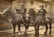 Picture of 1920's Herefordshire Policemen