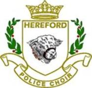picture of Hereford Police Choir logo